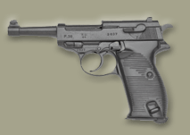 German P-38 pistol
