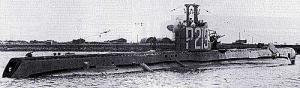 The HMS Seraph submarine was used in the Mincemeat Operation.