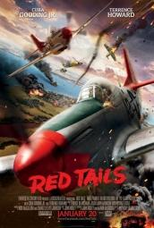 Red Tails movie poster.