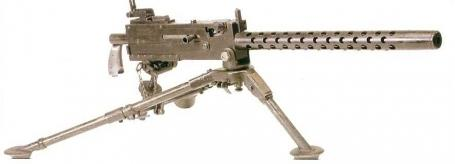 M1919A4 Browning machine gun